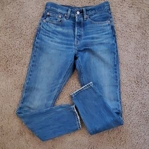 Levi's 501 skinny 100% cotton